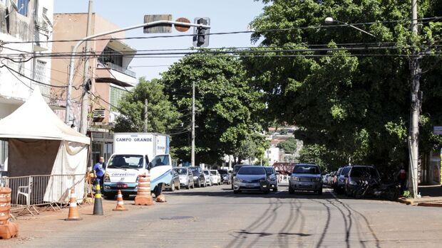 Agetran interdita Rua Antônio Maria Coelho no Centro para execução da obra do Reviva