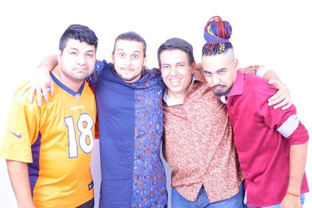 Grupo cria espaço 'Na Casa da Sogra' e oferece stand up comedy em Campo Grande