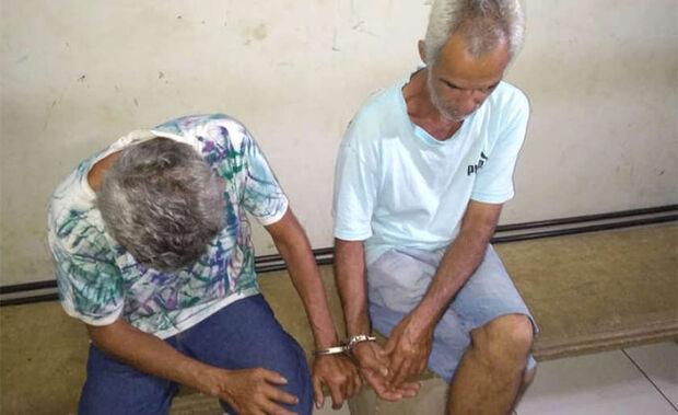 Irmãos são presos por espancar visita que dormiu na cama do anfitrião