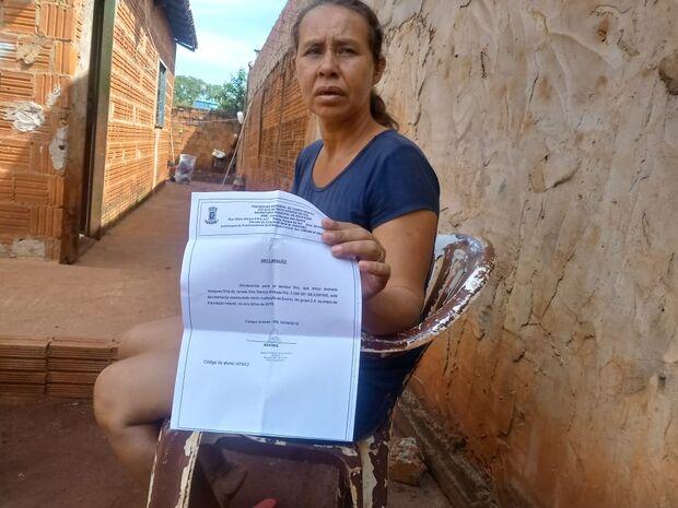 Desesperada, mãe do menino Kauan ameaça suicídio se perder filhos