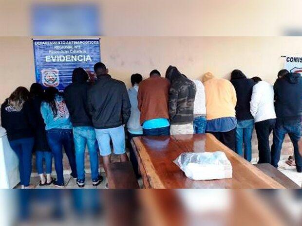 Estudantes de medicina são presos em festa regada a álcool e droga