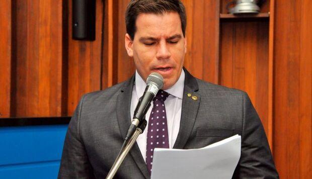 Capitão Contar apresenta emendas a projeto do PDV e votação é suspensa na ALMS