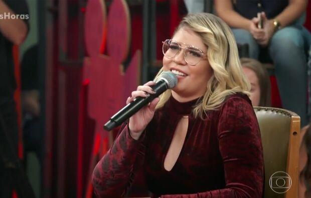 Marília Mendonça foi pega durante sexo por fã e conta tudo em programa ao vivo