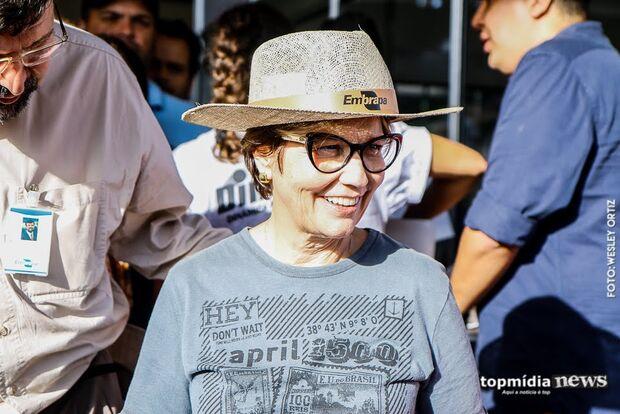 BEM NA FITA: Tereza Cristina é a ministra de Bolsonaro com maior prestígio entre líderes partidários