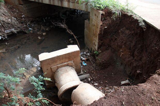 Em dez anos, MS lançou 31 mil piscinas de esgoto na natureza; 1,4 milhão vivem sem coleta no Estado