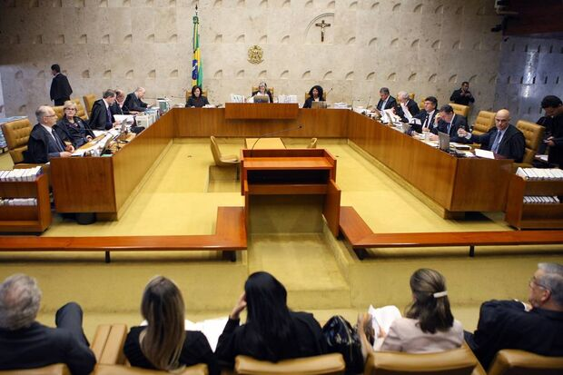 A pedido de Gilmar Mendes, habeas corpus de Lula será julgado em plenário do STF