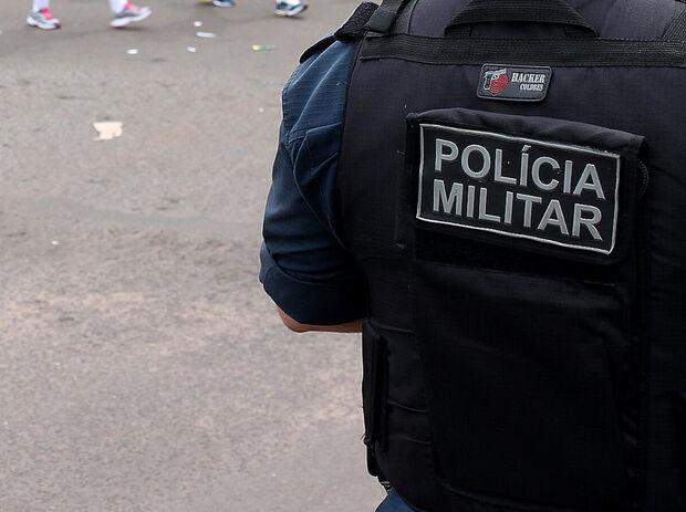 És tu Pablo? Colombiano é perseguido e preso pela PM com dinheiro e droga