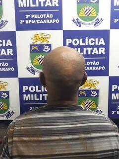 Polícia prende um dos suspeitos de roubar e esfaquear idoso em MS