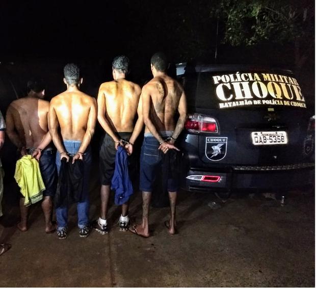 VÍDEO: jovem fica dois dias amarrado durante 'tribunal do crime' no Nova Lima