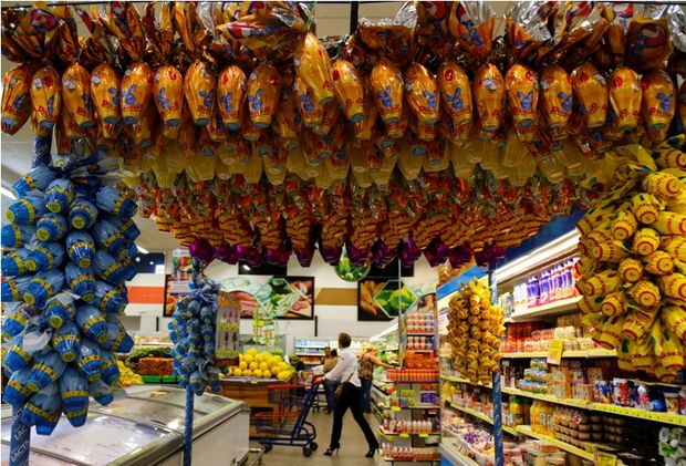 Pesquisa do Procon Estadual registra 90% de variação nos preços de produtos de chocolates para a Pás