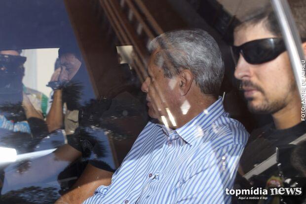 Puccinelli, filho e advogado 'se livram' de processo no TRF3
