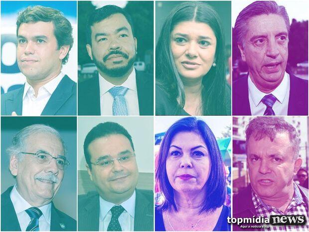 PLACAR DA PREVIDÊNCIA: cinco parlamentares são a favor, dois contrários e um no 'muro' em MS