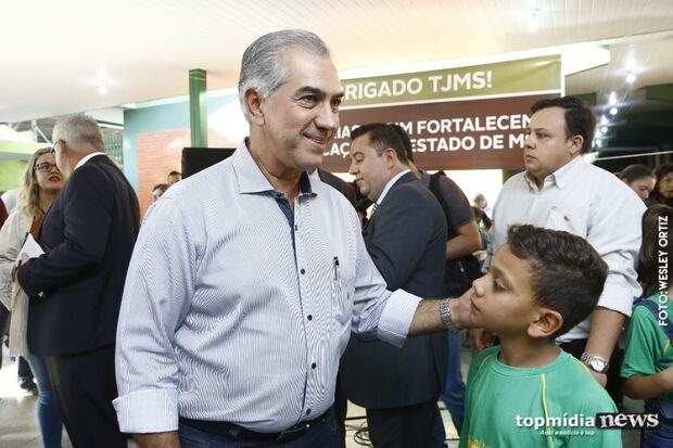 Reinaldo Azambuja completa 100 dias de governo com medidas de austeridade