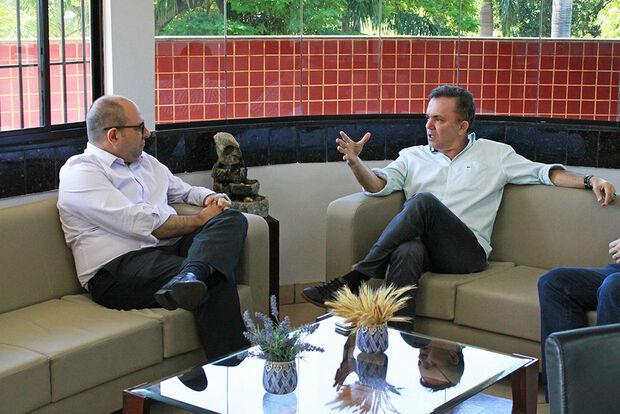 Com apoio de Vander e Zeca, UFMS promoverá grande estudo sobre a Rota Biocêanica
