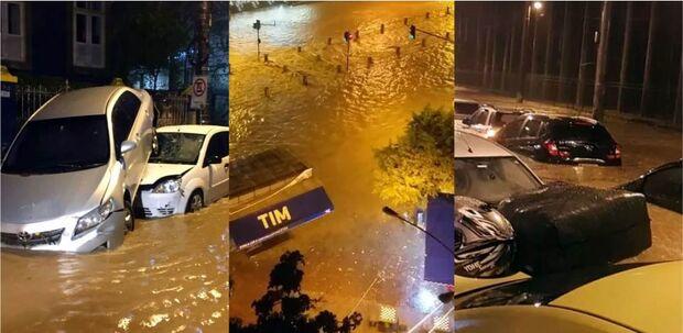 Chuva forte no Rio de Janeiro causa mortes e municípios decretam estado de emergência