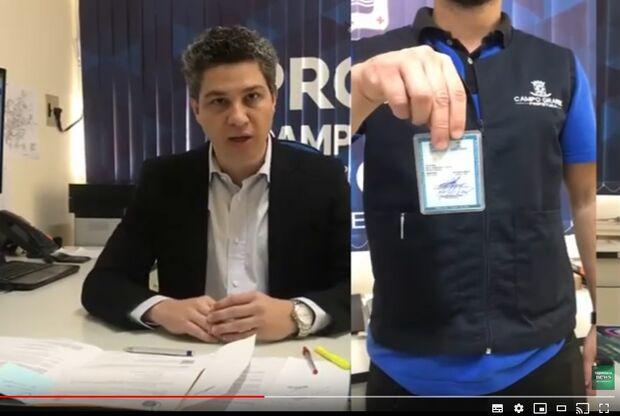 VÍDEO: golpistas se passam por fiscais do Procon e roubam comércio de Campo Grande