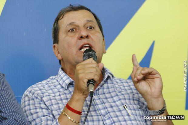 Com aprovação de Reinaldo, Sérgio De Paula é escolhido presidente estadual do PSDB