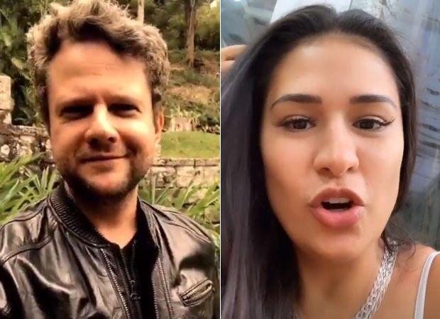 Selton Mello convida Simone para trabalhar como atriz: 'Sou fã'