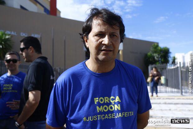Com '#JustiçaSejaFeita', policiais dão apoio a PRF que matou empresário em briga de trânsito