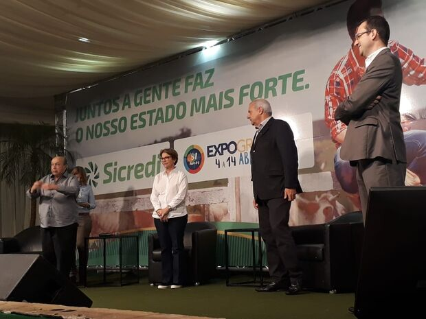 Brasil não pode colocar 80% da economia nas 'mãos' da China, diz Tereza Cristina