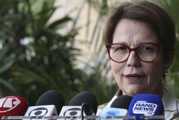 Na Lata: ministra diz que imprensa só quer colocar equipe de Bolsonaro em guerra