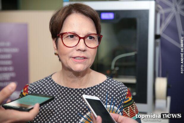 PEGOU MAL: 'brasileiros não passam fome porque cidades têm mangas', dispara Tereza Cristina