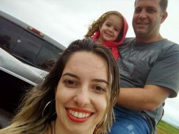 Capotamento na BR-163 mata mãe e deixa pai e filha em estado grave