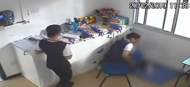 Crianças eram obrigadas a comer o próprio vômito em escola denunciada à polícia