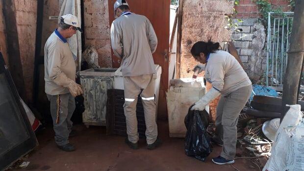 Região das Moreninhas recebe equipe contra o mosquito Aedes aegypti