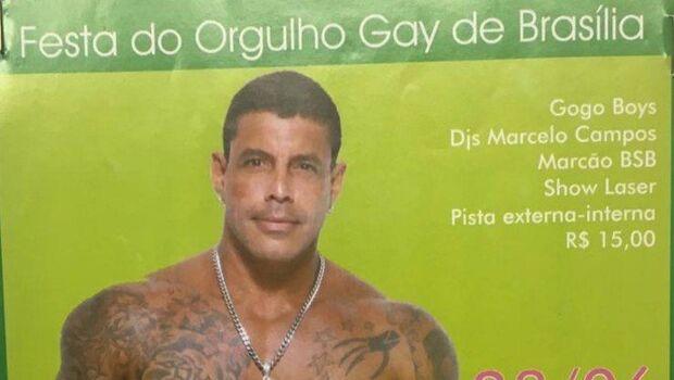 'Botou no pau': empresa pede bloqueio de salário de Frota por calote em boate gay