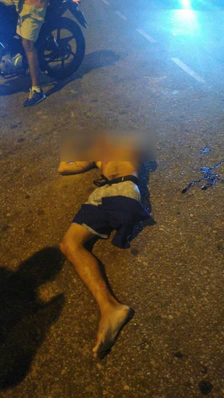 Assaltante sem uma das pernas baleado em confronto é menor e tem seis passagens pela polícia