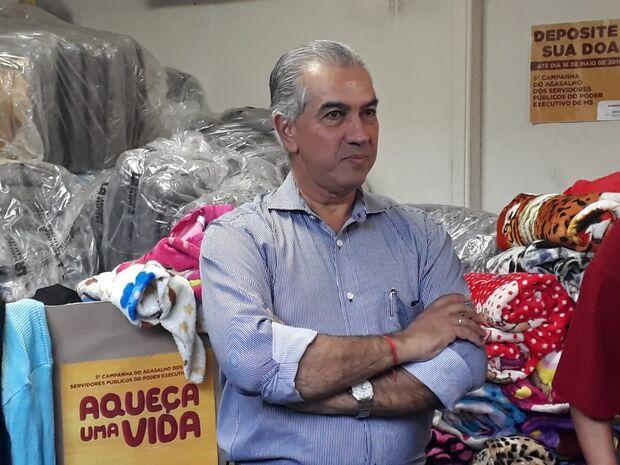 Reinaldo afirma que cortes de recursos feito por Bolsonaro podem prejudicar estados e municípios