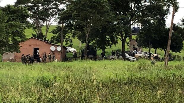Operação Romai: seis bandidos morrem em troca de tiros com a polícia na fronteira