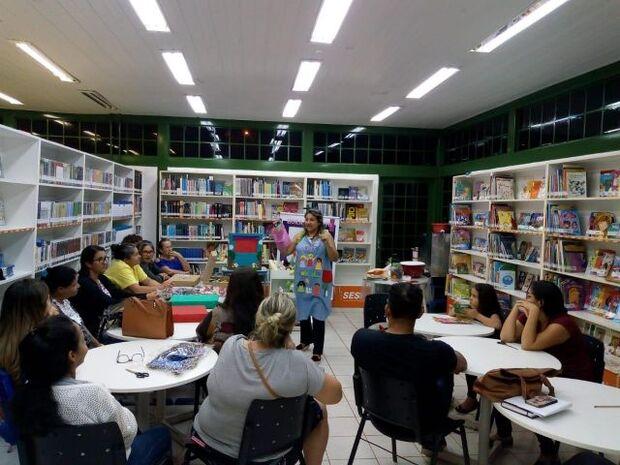 Escola Sesi de Aquidauana realiza workshop educacional e atividades com idosos
