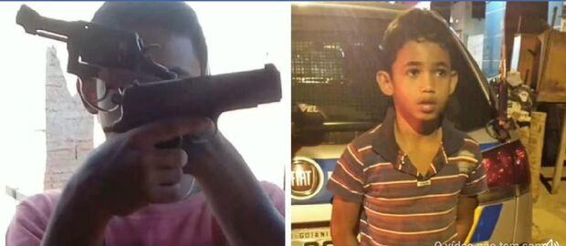 O fim de Joãozinho, o menino que matou pela primeira vez aos 11 anos