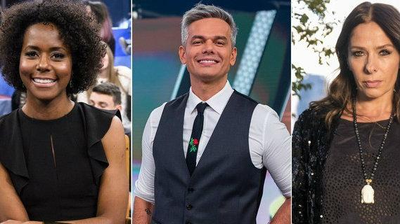 Rádio Globo demite Maju e Adriane Galisteu; Otaviano Costa não quis continuar