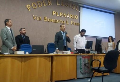 Inédito: réu é condenado no 1º júri da comarca de Coronel Sapucaia