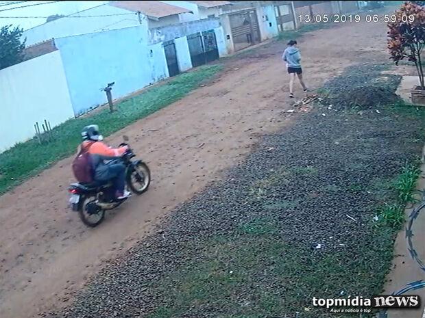 VÍDEO: jornalista vive momentos de terror 'nas mãos' de bandido em Campo Grande