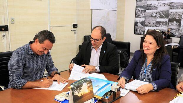 Prefeitura assina acordo de cooperação com UFMS para implantação do Observatório da Violência