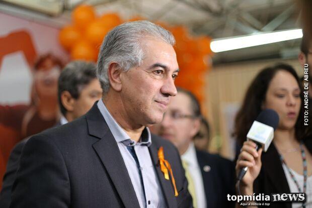 Sobre porte de armas, Reinaldo defende que presidente está cumprindo promessa de campanha