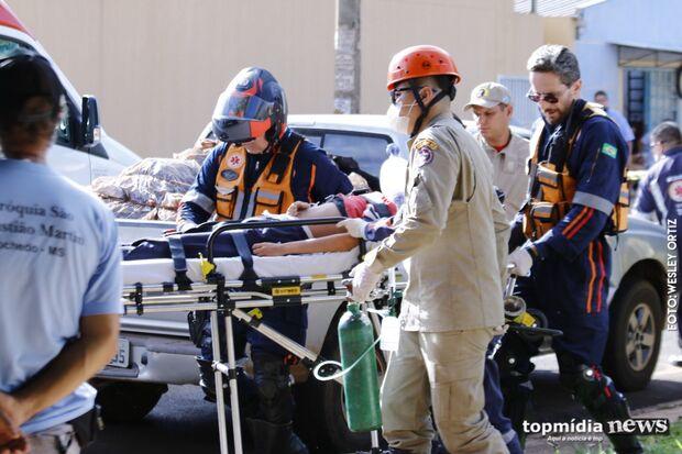 Idoso é encontrado morto e rapaz autista desmaiado em caminhonete no Santo Antônio