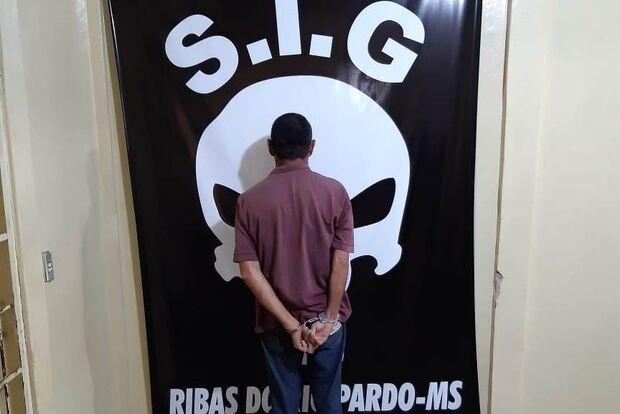 Tio é preso por estuprar sobrinha de 9 anos em MS