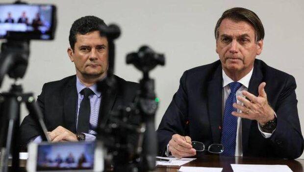 Bolsonaro diz que vai indicar Sérgio Moro para o STF