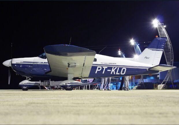 Avião que caiu com o cantor Gabriel Diniz só poderia fazer voos de treinamento
