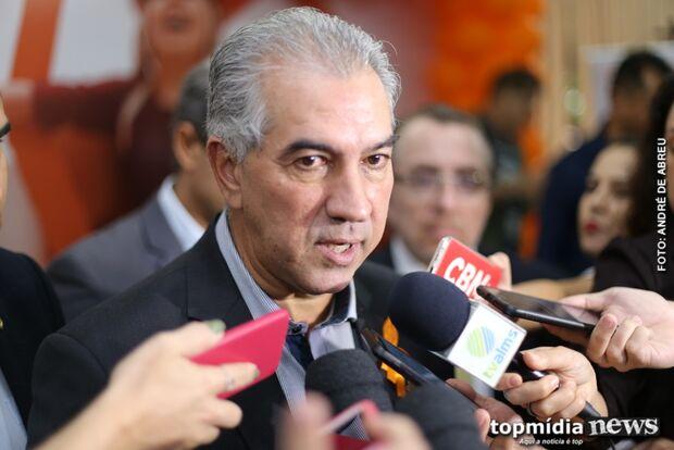 Governador apoia operação que interditou Secretaria de Educação em MS