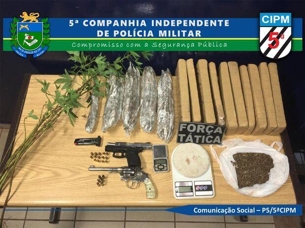 Bandido morre e policial fica ferido em troca de tiros em Campo Grande