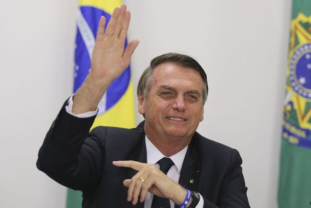 'Temos que respeitar a vontade popular', diz Bolsonaro sobre armas