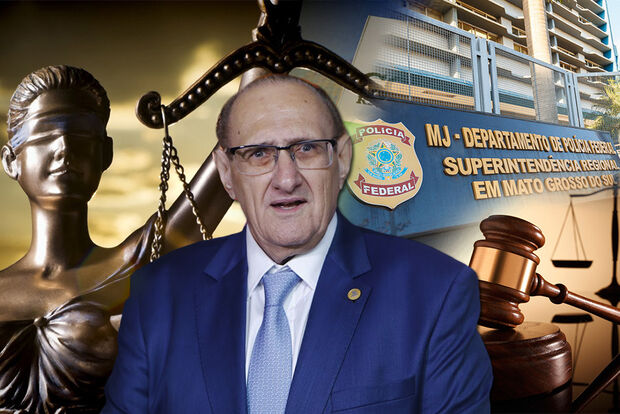 SÓ PF SALVA: escândalos revelados pela Federal foram arquivados no TJ