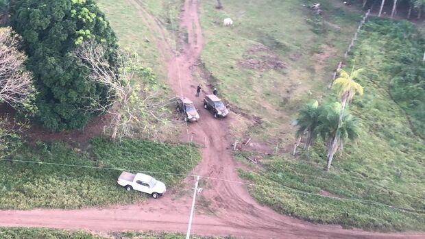 PF prende cacique e recolhe espingardas calibre 12 em ação contra guerra entre grupos indígenas