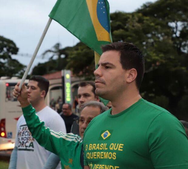 Capitão Contar diz que atos pró-Bolsonaro são por 'cansaço da velha política'